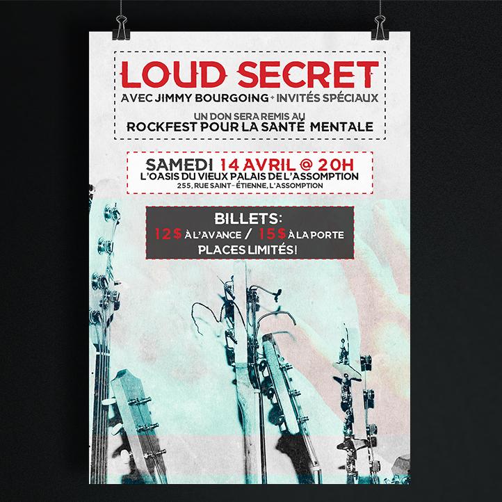 Loud Secret