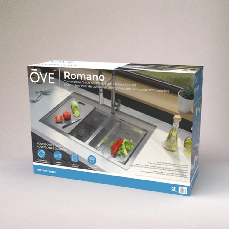 Lavabo Romano d'OVE Decors